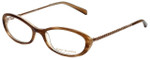 Tory Burch Designer Eyeglasses TY2007-841 in Brown 52mm :: Progressive
