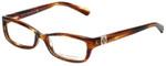 Tory Burch Designer Eyeglasses TY2010-260 in Tortoise 51mm :: Progressive