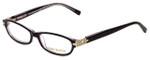 Tory Burch Designer Eyeglasses TY2013-921 in Plum 50mm :: Progressive
