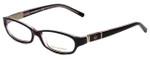 Tory Burch Designer Eyeglasses TY2014-921 in Purple 52mm :: Progressive