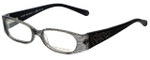 Tory Burch Designer Eyeglasses TY2011Q-842 in Black 50mm :: Rx Bi-Focal