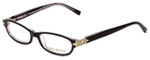 Tory Burch Designer Eyeglasses TY2013-921 in Plum 50mm :: Rx Bi-Focal