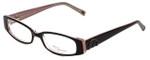 Daisy Fuentes Designer Eyeglasses DFCECILIA-077 in Burgundy 49mm :: Rx Single Vision