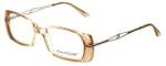 Gloria Vanderbilt Designer Eyeglasses GV772-097 in Tan 52mm :: Rx Single Vision