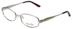 Sophia Loren Designer Eyeglasses SL-M242-341 in Muave/Silver 53mm :: Rx Single Vision