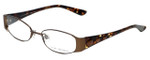 Via Spiga Designer Eyeglasses Adria-560 in Brown 51mm :: Progressive