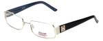 iStamp Designer Reading Glasses XP609M-057 in Gold 55mm