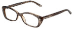 Versace Designer Eyeglasses 3159-934 in Brown/Black 53mm :: Rx Single Vision