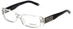 Versace Designer Eyeglasses 3107B-459 in Crystal 54mm :: Progressive