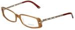 Versace Designer Eyeglasses 3113B-809 in Copper 52mm :: Progressive