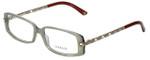 Versace Designer Eyeglasses 3113B-810 in Mint/Brown 52mm :: Progressive
