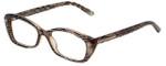 Versace Designer Reading Glasses 3159-934 in Brown/Black 53mm