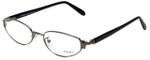 Versace Designer Eyeglasses M72-89M in Black 50mm :: Custom Left & Right Lens