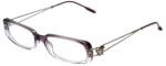 Versace Designer Eyeglasses V05H-G34 in Grape Fade 50mm :: Progressive