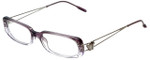 Versace Designer Eyeglasses V05H-G34 in Grape Fade 53mm :: Rx Bi-Focal