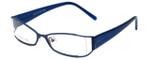 Moda Vision Designer Reading Glasses FG6501E-BLU in Blue 53mm