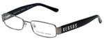 Versus Designer Eyeglasses 7083-1001 in Black 51mm :: Custom Left & Right Lens