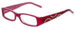 Versus Designer Eyeglasses 8071-749 in PInk 51mm :: Custom Left & Right Lens