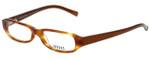 Versus Designer Eyeglasses 8077-156 in Honey Tortoise 49mm :: Custom Left & Right Lens