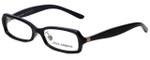Dolce & Gabbana Designer Eyeglasses DG3051N-636 in Black Marble 53mm :: Custom Left & Right Lens
