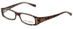 Dolce & Gabbana Designer Eyeglasses DG3043-739 in Leopard 48mm :: Rx Single Vision