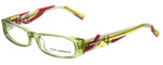 Dolce & Gabbana Designer Eyeglasses DG3052-855 in Green 51mm :: Progressive