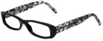 Dolce & Gabbana Designer Eyeglasses DG3063M-1891 in Black Lace 52mm :: Rx Bi-Focal