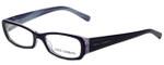 Dolce & Gabbana Designer Reading Glasses DG3085-1572 in Violet Lilac 51mm