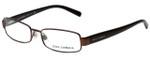 Dolce & Gabbana Designer Eyeglasses DG1144M-223 in Brown 52mm :: Custom Left & Right Lens