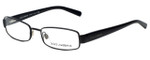 Dolce & Gabbana Designer Eyeglasses DG1144M-01-50 in Black 50mm :: Rx Bi-Focal