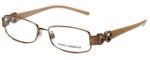 Dolce & Gabbana Designer Eyeglasses DG1146B-227 in Nude 51mm :: Rx Bi-Focal
