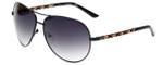 Harley Davidson Designer Sunglasses HDS5016-BLK in Black with Grey Gradient Lens
