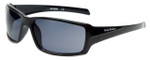Harley-Davidson Official Designer Sunglasses HD0116V-01A in Black Frame with Smoke Lens