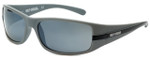 Harley-Davidson Official Designer Sunglasses HD0118V-20A in Matte Grey Frame with Smoke Lens