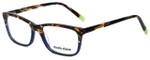 Marie Claire Designer Eyeglasses MC6222-BLT in Blue Tortoise 53mm :: Custom Left & Right Lens