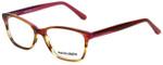 Marie Claire Designer Eyeglasses MC6232-PBR in Purple Brown 53mm :: Custom Left & Right Lens