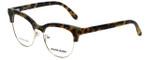 Marie Claire Designer Eyeglasses MC6247-ATO in Antique Tortoise 51mm :: Custom Left & Right Lens