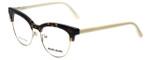 Marie Claire Designer Eyeglasses MC6247-TCR in Tortoise Cream 51mm :: Custom Left & Right Lens