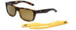 Arnette Designer Sunglasses Syndrome AN4217-219783 in Matte Havana & Polarized Brown Lens