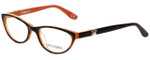 Corinne McCormack Designer Eyeglasses Riverside-COR in Tortoise Coral 52mm :: Custom Left & Right Lens