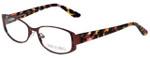 Corinne McCormack Designer Eyeglasses Murray-ROS in Rose 52mm :: Rx Single Vision