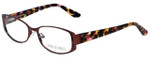 Corinne McCormack Designer Eyeglasses Murray-ROS in Rose 52mm :: Rx Bi-Focal