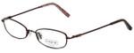 Coach Designer Eyeglasses HC119-Burgundy in Burgundy 48mm :: Rx Bi-Focal