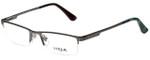 Vogue Designer Eyeglasses VO3819-910 in Gunmetal 51mm :: Progressive