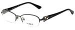Vogue Designer Eyeglasses VO3881B-938 in Metal Black 51mm :: Progressive
