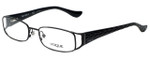 Vogue Designer Eyeglasses VO3910-352 in Black 53mm :: Progressive