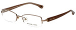 Michael Kors Designer Eyeglasses MK312-239 in Taupe 50mm :: Rx Single Vision