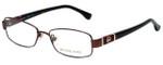 Michael Kors Designer Eyeglasses MK338-210-48 in Brown 48mm :: Progressive