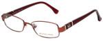Michael Kors Designer Eyeglasses MK338-655-48 in Dark Blush 48mm :: Progressive