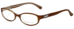 Michael Kors Designer Eyeglasses MK259-248 in Luggage 50mm :: Rx Bi-Focal